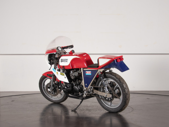 1984 Honda Segoni 750 2