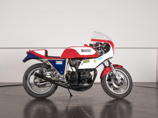 1984 Honda Segoni 750 3