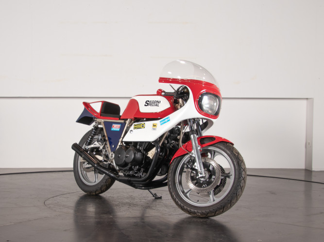 1984 Honda Segoni 750 5