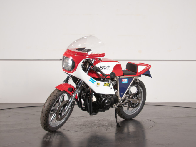 1984 Honda Segoni 750 6