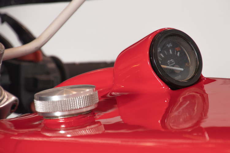 1984 Honda Segoni 750 9