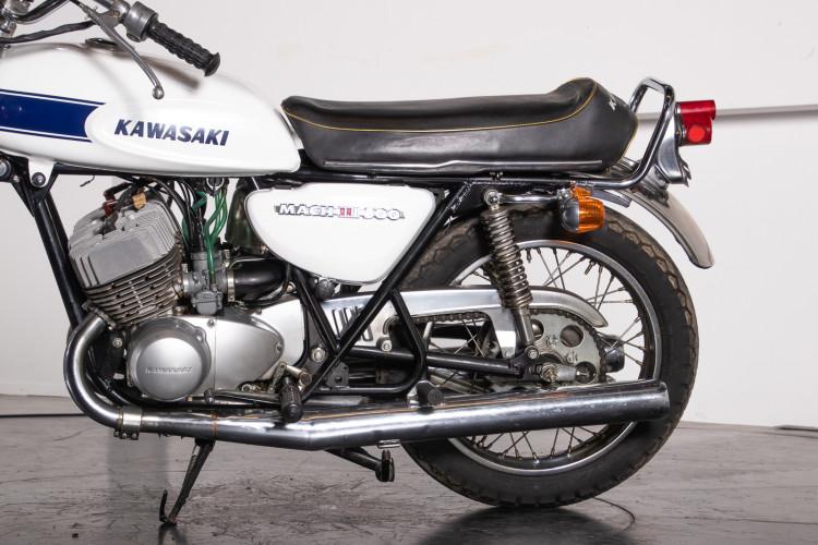 1969 Kawasaki 500 H1 MACH III 13