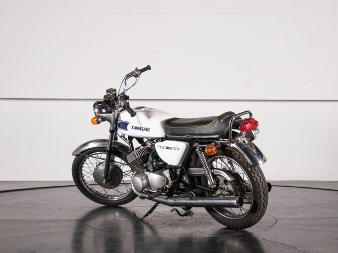 1969 Kawasaki 500 H1 MACH III 4