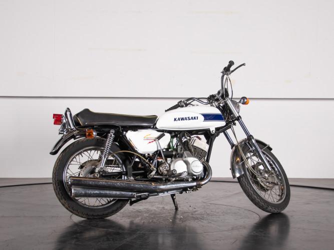 1969 Kawasaki 500 H1 MACH III 9