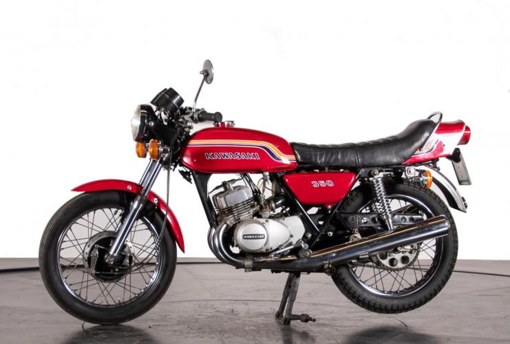 1972 Kawasaki S2 350 0