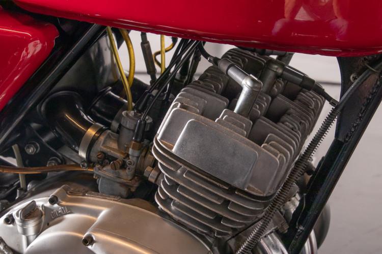 1972 Kawasaki S2 350 15