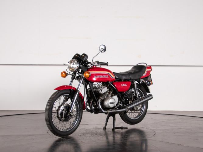 1972 Kawasaki S2 350 7