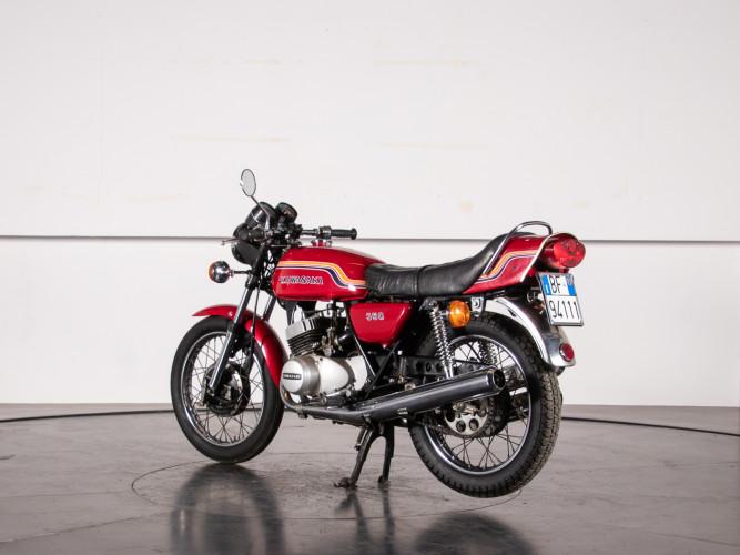 1972 Kawasaki S2 350 1