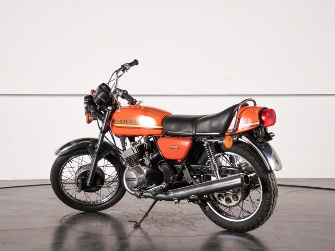 1972 Kawasaki 250 6