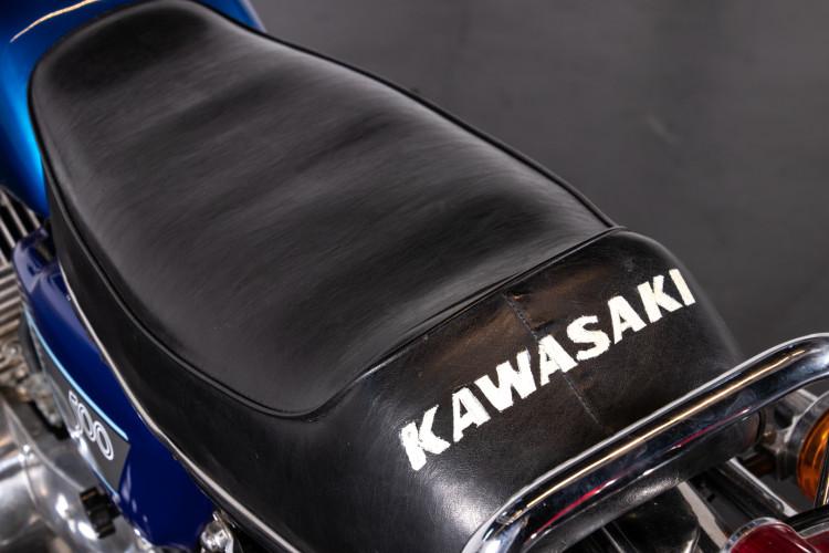 1971 Kawasaki 500 H1A 8