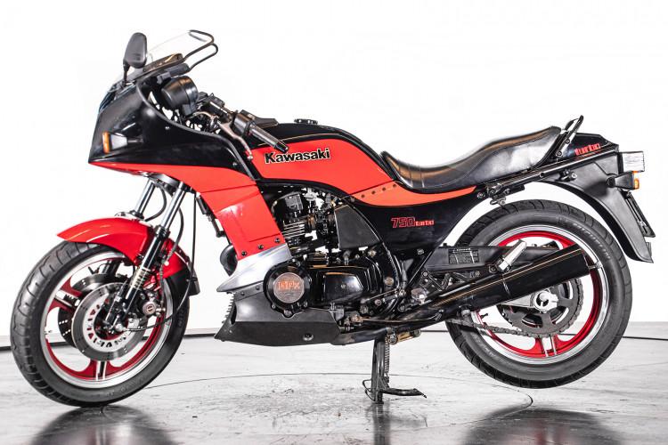 1984 Kawasaki ZX 750 E 0