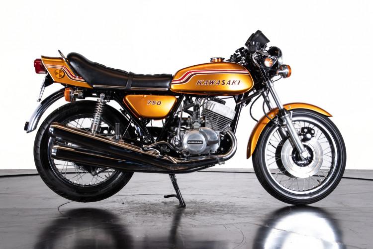 1972 KAWASAKI H2 MACH IV 750 2