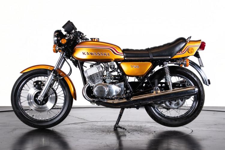 1972 KAWASAKI H2 MACH IV 750 0