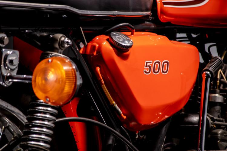 1972 KAWASAKI 500 H1B 1