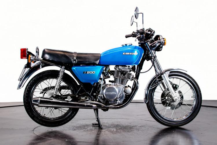 1979 KAWASAKI Z 200 0