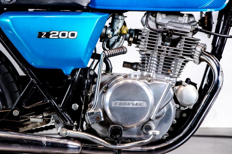 1979 KAWASAKI Z 200 4