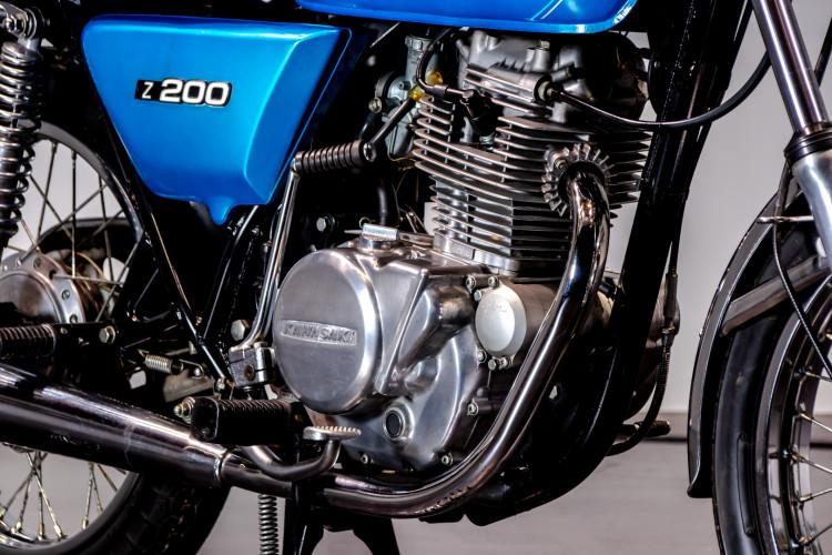 1979 KAWASAKI Z 200 8