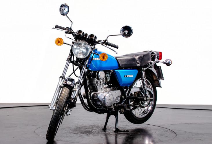 1979 KAWASAKI Z 200 7