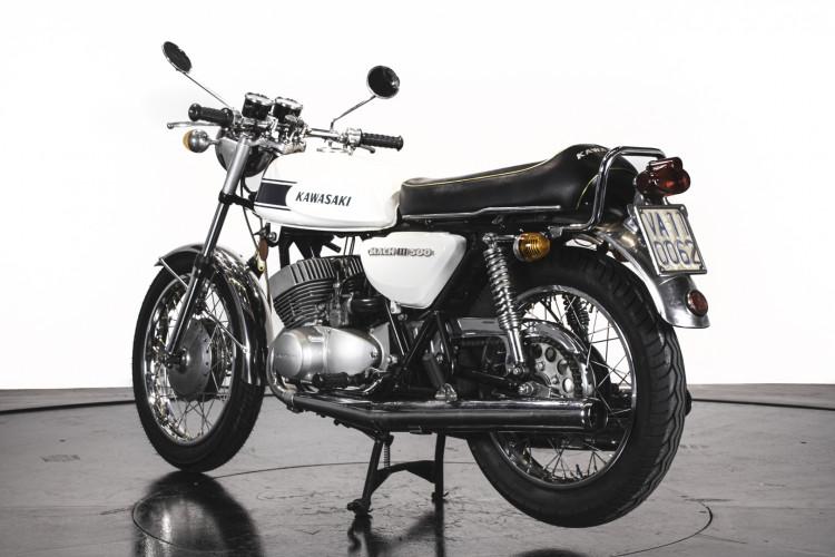 1970 Kawasaki Mach III H1 500 1