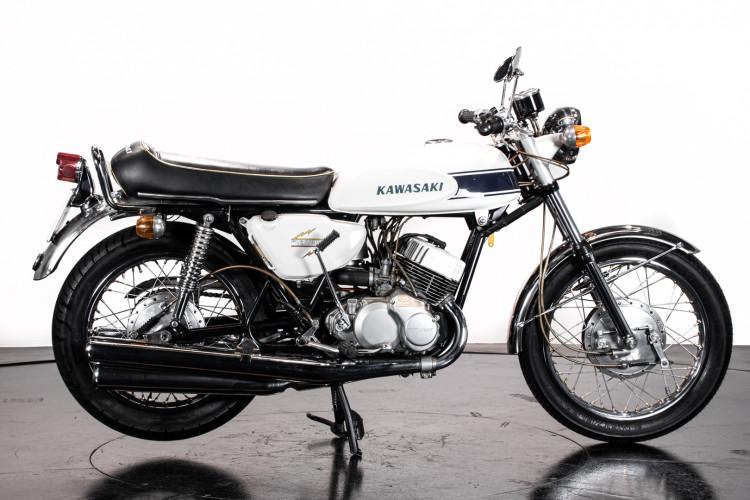 1970 Kawasaki Mach III H1 500 3