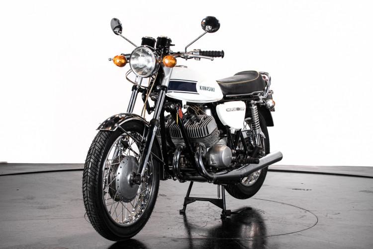 1970 Kawasaki Mach III H1 500 5
