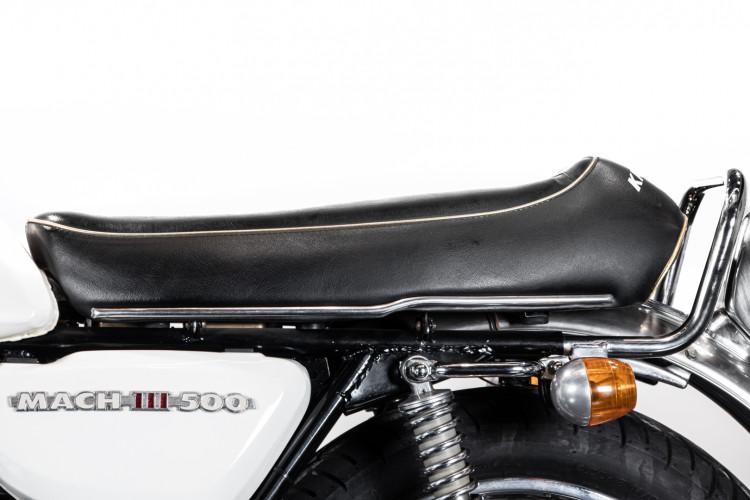 1970 Kawasaki Mach III H1 500 7