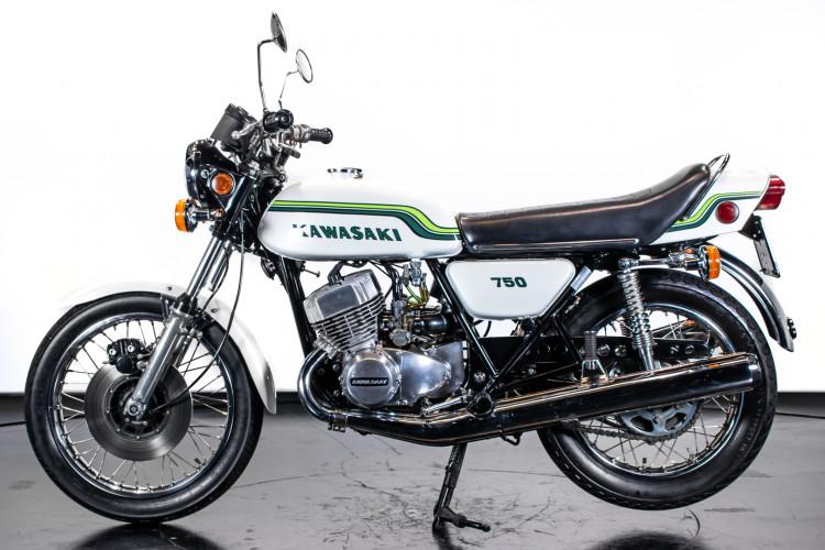 1972 Kawasaki 750 0