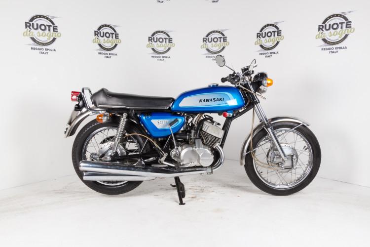1971 Kawasaki H1A 500 3