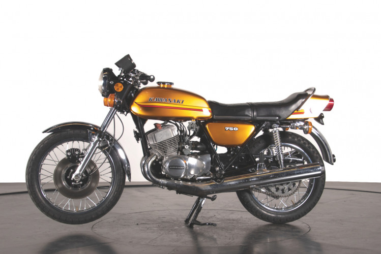 1972 Kawasaki H2 750 1