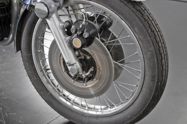 1973 Kawasaki 900 Testa Nera 12