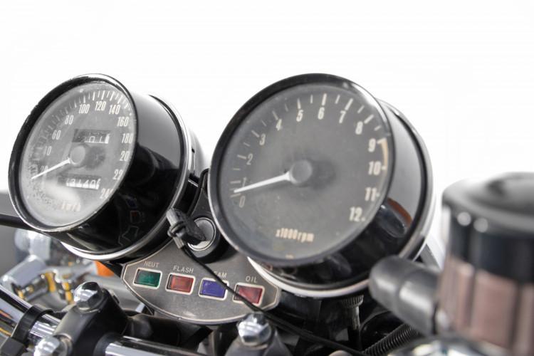 1973 Kawasaki 900 Testa Nera 14