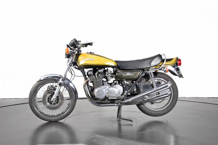 1973 Kawasaki 900 Testa Nera 0