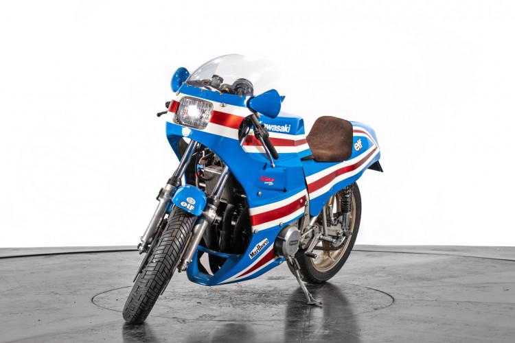 1973 Kawasaki Z900 Testa Nera 1