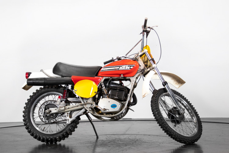 1976 KTM 125 4