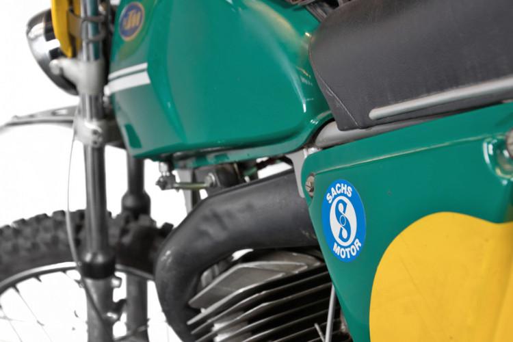 1973 KTM 100 GS 12