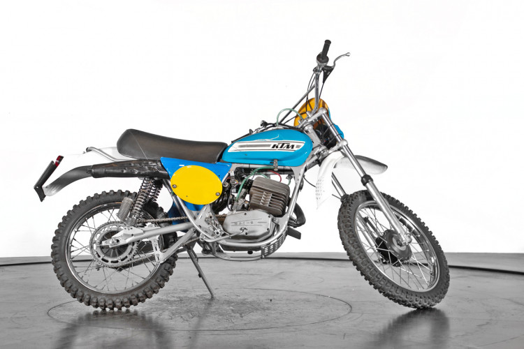 1975 KTM 125 4