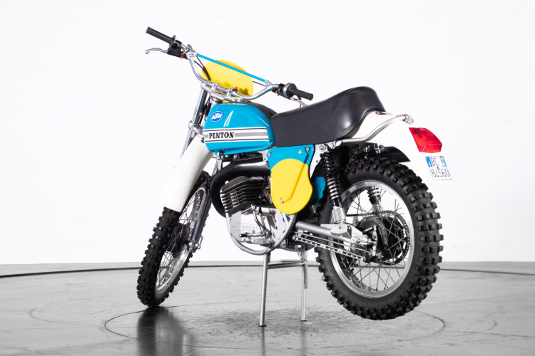1972 KTM 125 GS 10