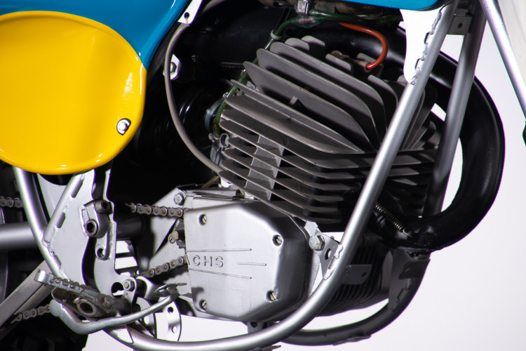 1972 KTM 125 GS 7