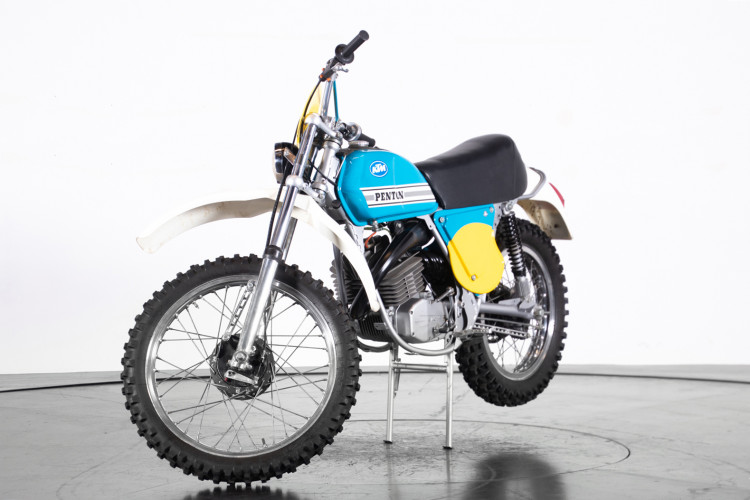 1972 KTM 125 GS 8
