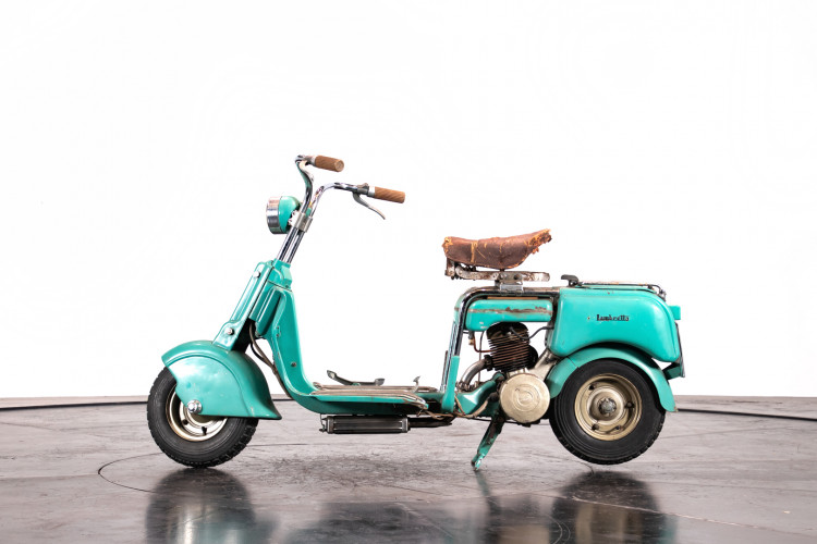 1948 Innocenti Lambretta A 0