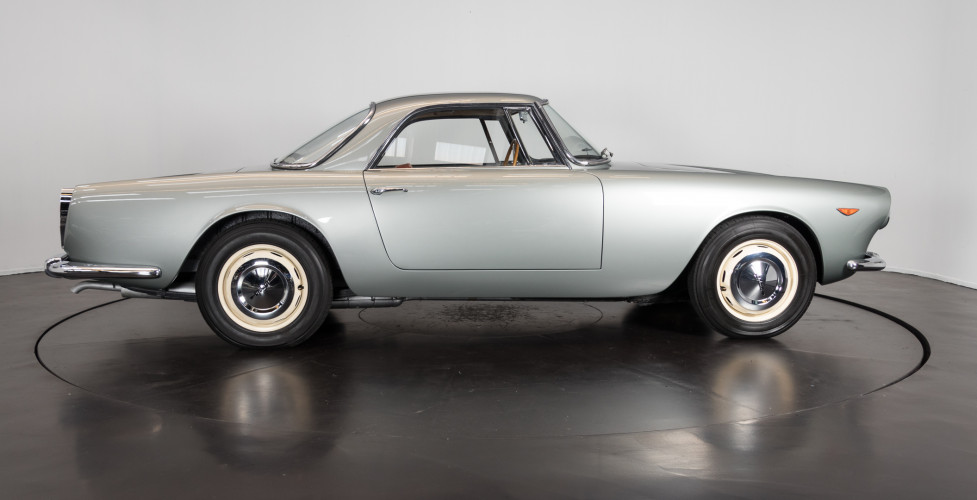 1961 Lancia Flaminia GT 2.5 Touring 2