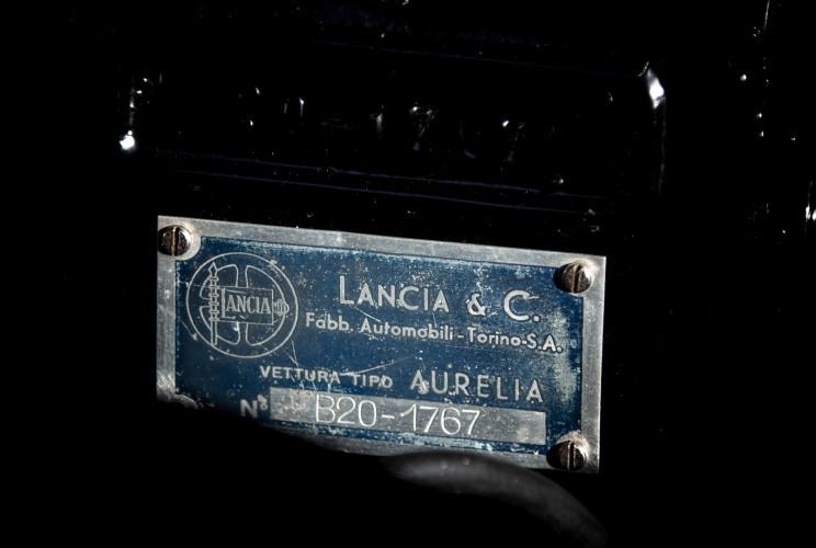 1952 Lancia Aurelia B20 II Serie 35