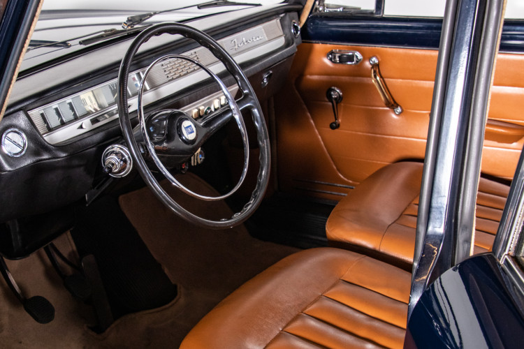 1966 Lancia Fulvia 2C 22