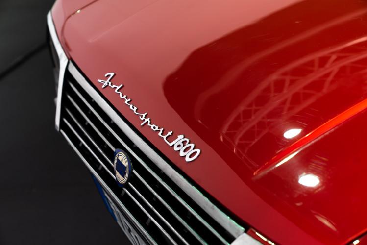 1972 Lancia fulvia sport zagato 1600 13