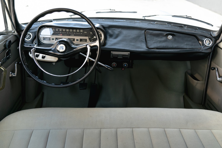 1966 Lancia Flavia 20