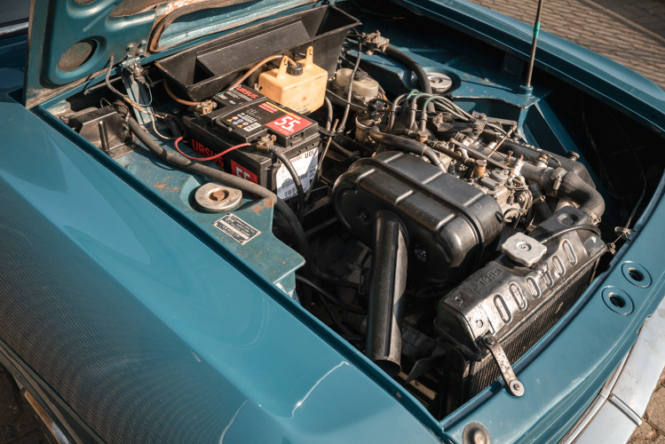 1966 Lancia Fulvia Coupé 1.2 36