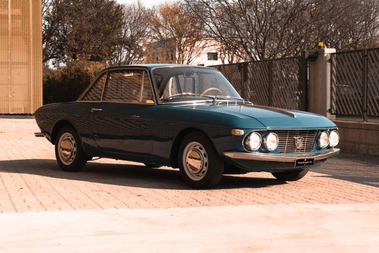1966 Lancia Fulvia Coupé 1.2 0