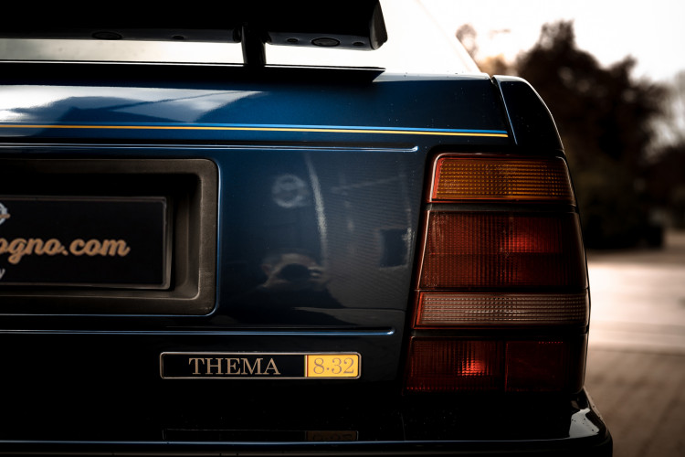 1987 Lancia Thema 8.32 Ferrari 11