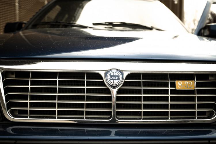 1987 Lancia Thema 8.32 Ferrari 12