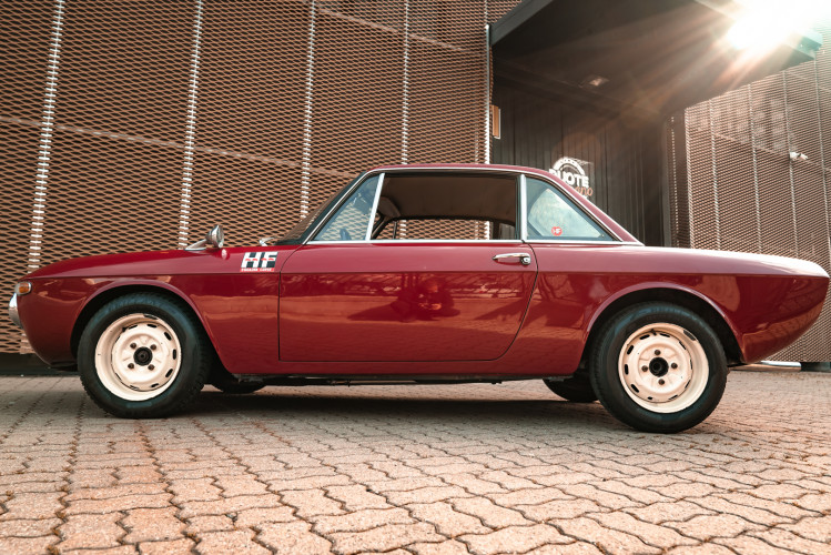 1968 Lancia Fulvia HF 1300 Rally 3